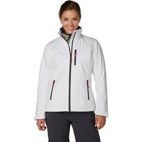 Helly Hansen Crew Midlayer Jacket Women, white